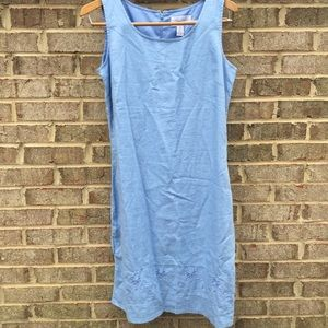 NWT Old Navy Linen Dress Size 8